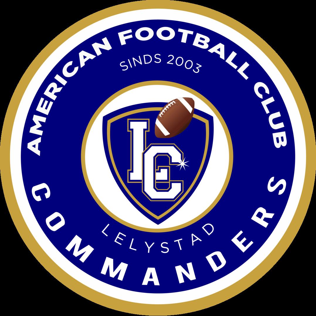 Logo Lelystad Commanders