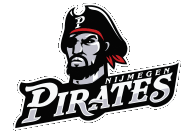 nijmegen pirates logo